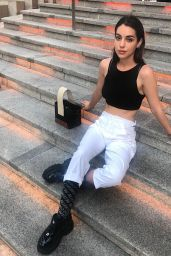 Adelaide Kane - Personal Pics 01/09/2019