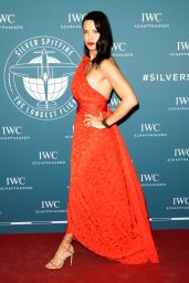 Adriana Lima - IWC Schaffhausen in Geneva 01/15/2019