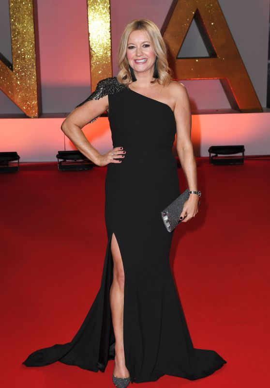 Alex Fletcher – National Television Awards 2019