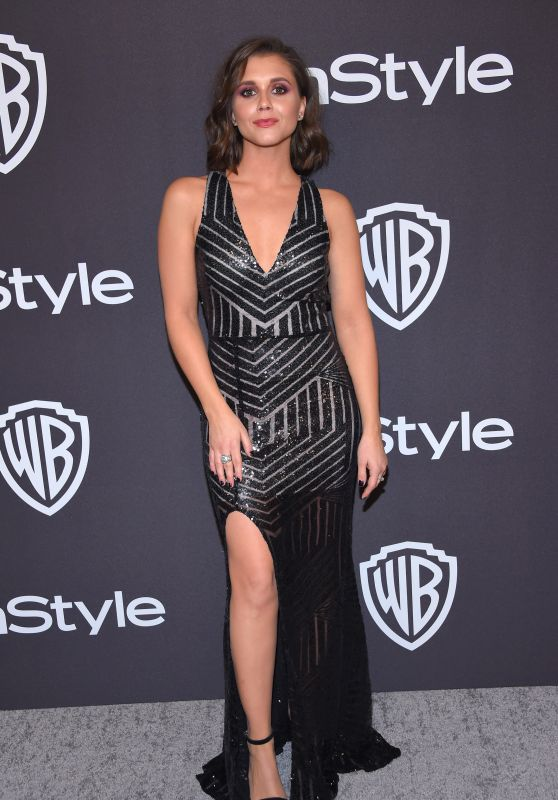 Alexandra Chando – InStyle and Warner Bros Golden Globe 2019 After Party