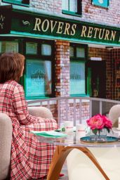 Alexandra Mardell - Lorraine TV Show in London 01/17/2019