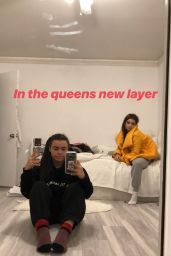 Alexis Jayde Burnett - Personal Pics 01/21/2019