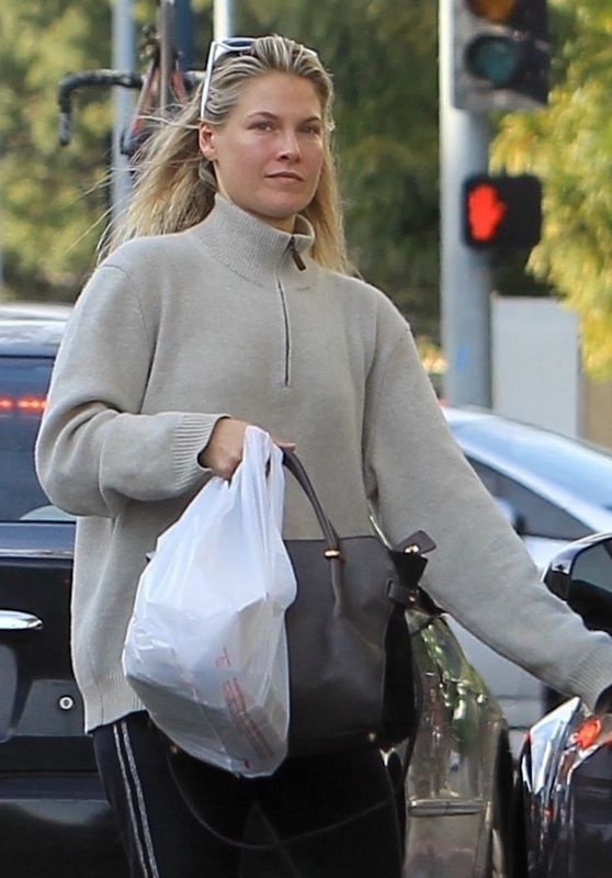 Ali Larter - Out in Beverly Hills 01/08/2019