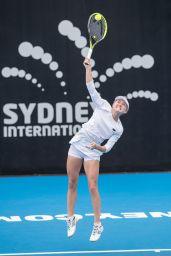 Aliaksandra Sasnovich – 2019 Sydney International Tennis 01/10/2019