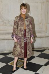 Alice Isaaz – Christian Dior Haute Couture Spring Summer 2019 Show in Paris