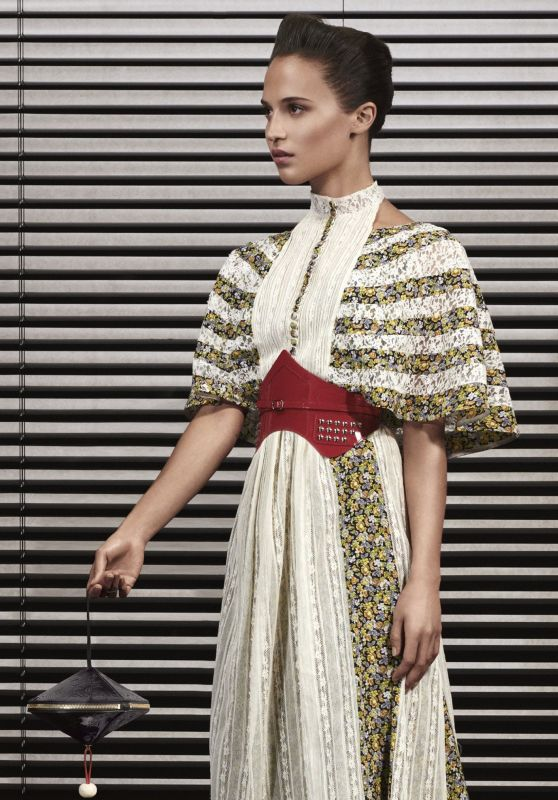 Alicia Vikander - Louis Vuitton Spring 2019 Campaign