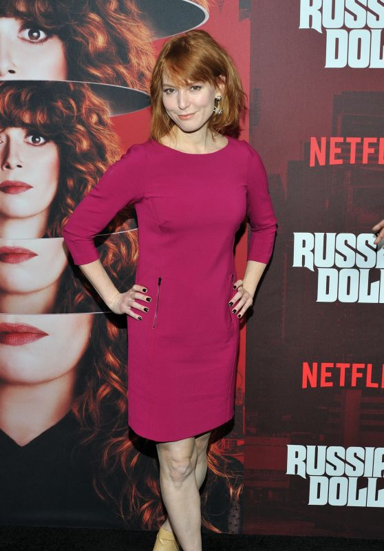 "Alicia Witt - ""Russian Doll"" Premiere in New York"