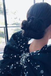 Alison Brie - Getting Ready For SAG Awards 2019