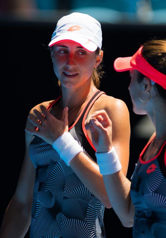 Alize Cornet and Petra Martic – Australian Open 01/21/2019