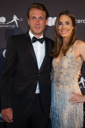 Alize Cornet – Hopman Cup New Year's Eve Gala in Perth 12/31/2018