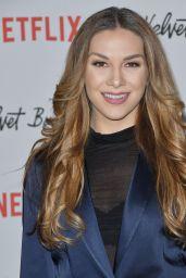 "Allison Holker – ""Velvet Buzzsaw"" Premiere in LA"
