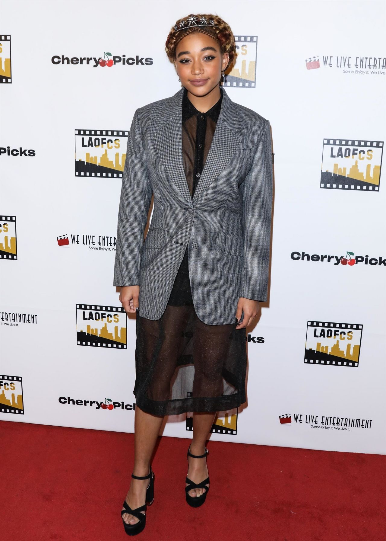 Amandla Stenberg – 2019 Online Film Critics Society Awards