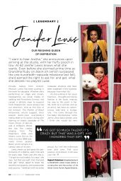 Amandla Stenberg, Kiki Layne, Regina Hall and Jenifer Lewis - Essence Magazine USA February 2019 Issue