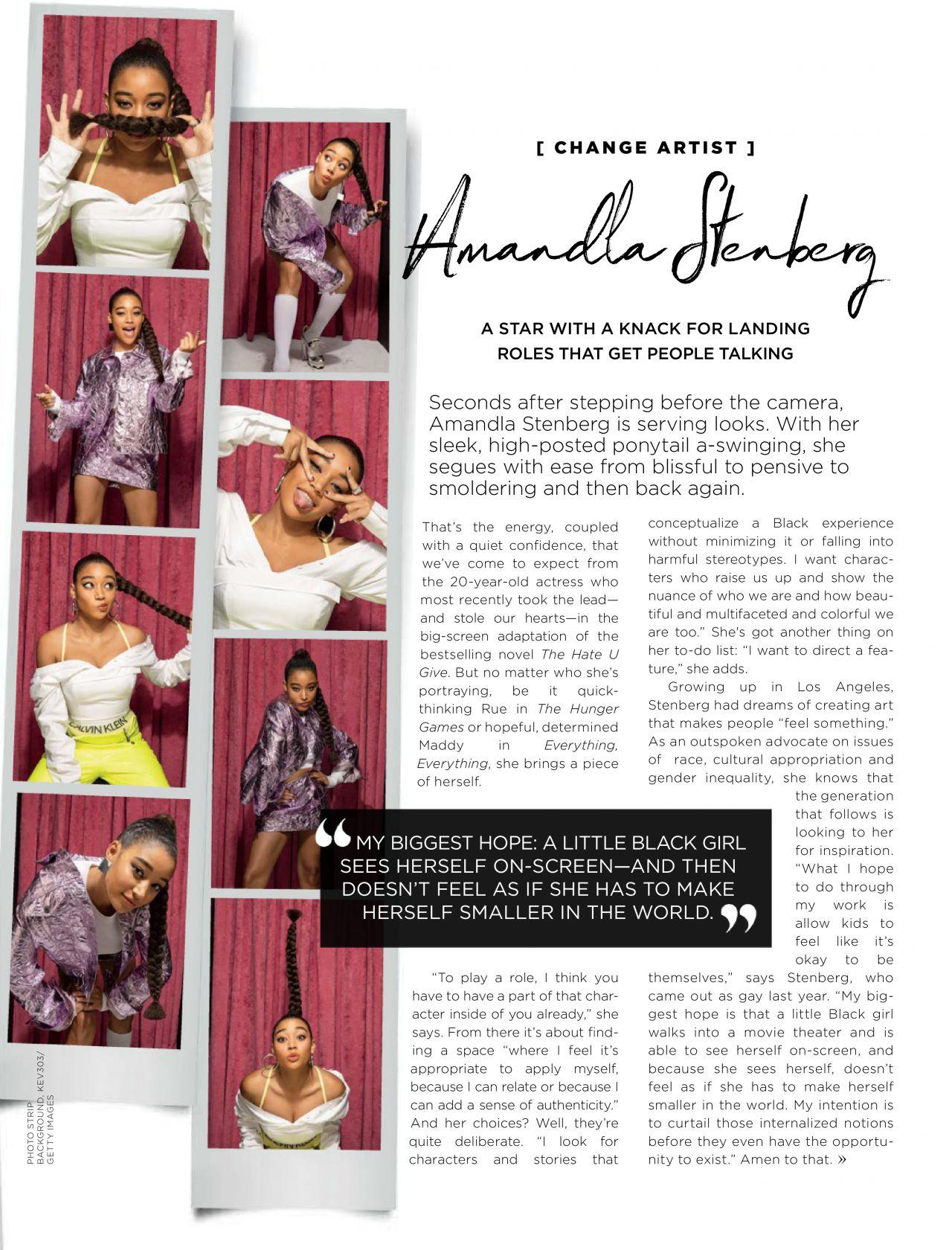 Amandla Stenberg, Kiki Layne, Regina Hall in Jenifer Lewis - revija Essence Usa-3297