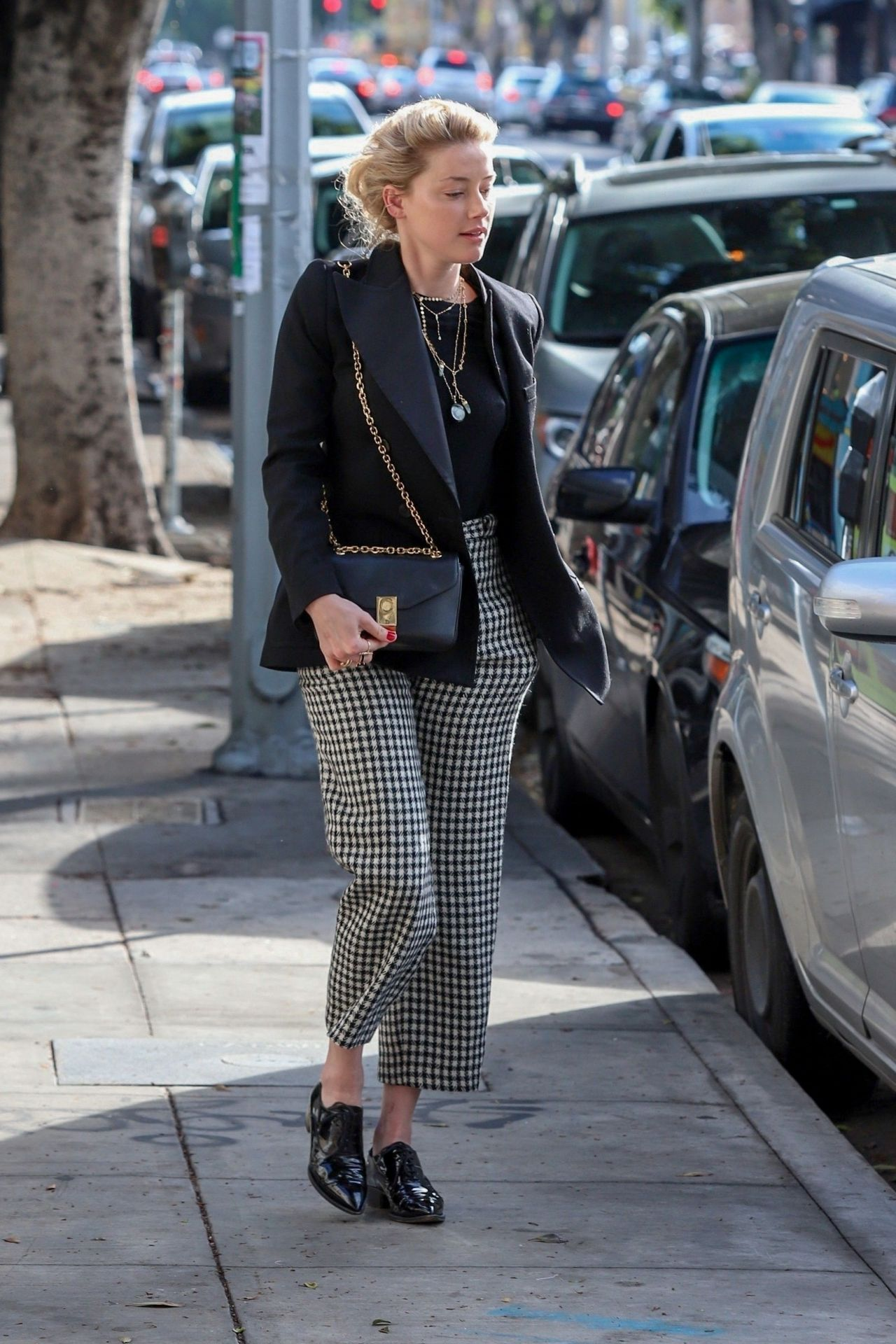 Amber Heard Street Fashion 01/07/2019