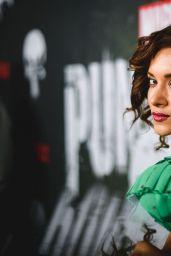 "Amber Rose Revah – ""The Punisher"" Season 2 Premiere in LA"