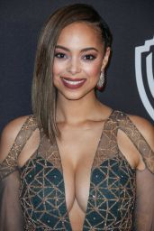 Amber Stevens West – InStyle and Warner Bros Golden Globe 2019 After Party
