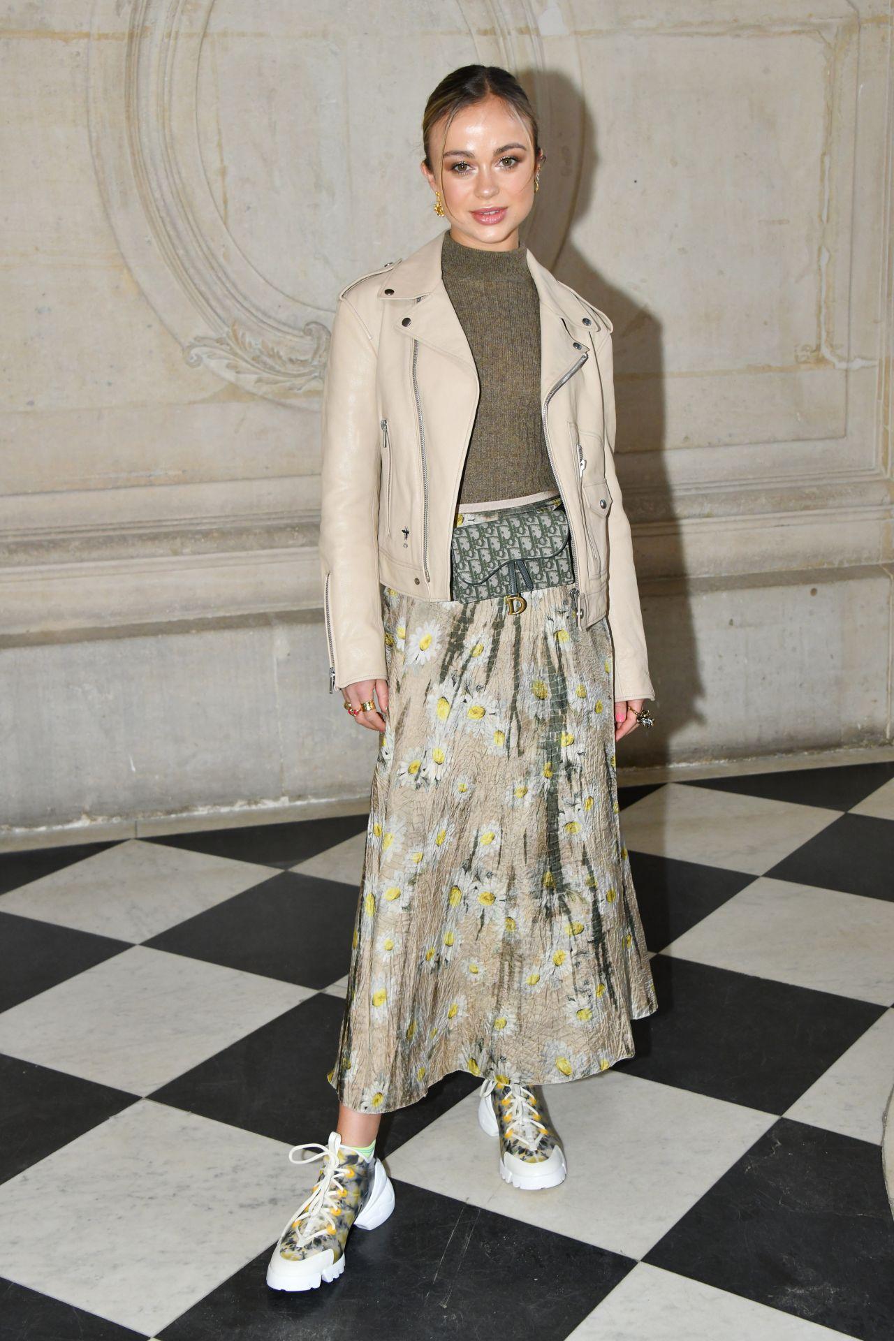 Paris Fashion Week: Christian Dior Spring 2019 Collection