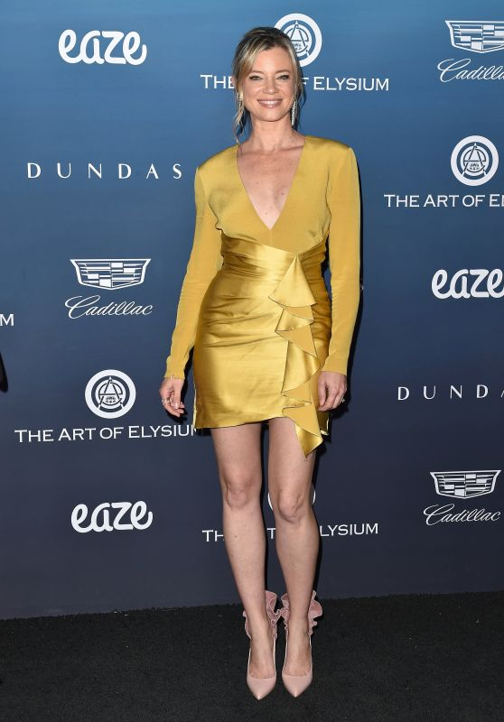 "Amy Smart – The Art of Elysium's 12th Annual ""Heaven"" Gala"