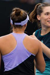 Andrea Petkovic and Monica Puig - Australian Open 01/17/2019