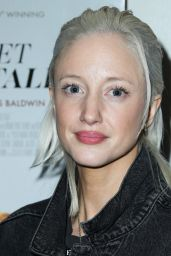 """Andrea Riseborough - """"If Beale Street Could Talk"""" Special Screening in LA"""