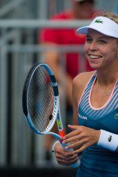 Anett Kontaveit – 2019 Sydney International Tennis 01/09/2019