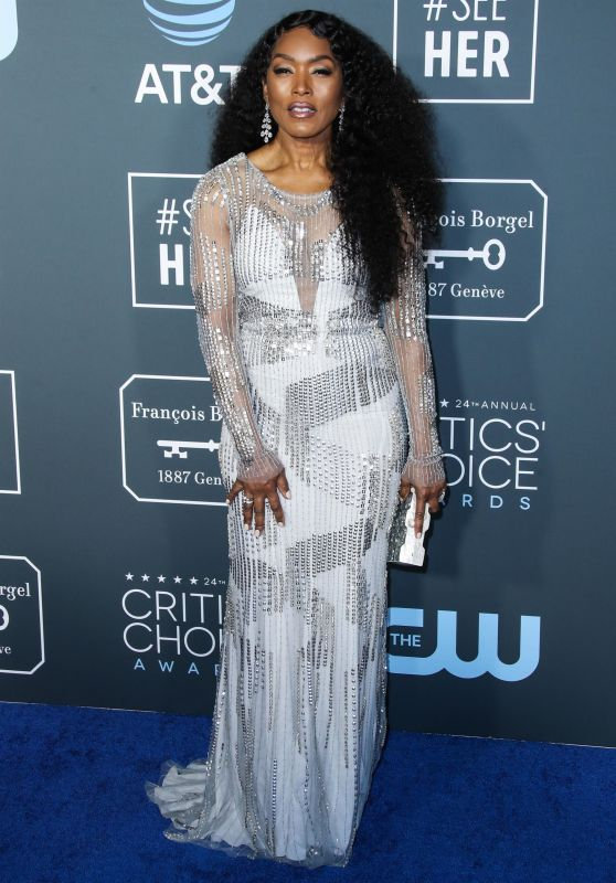 Angela Bassett – 2019 Critics' Choice Awards