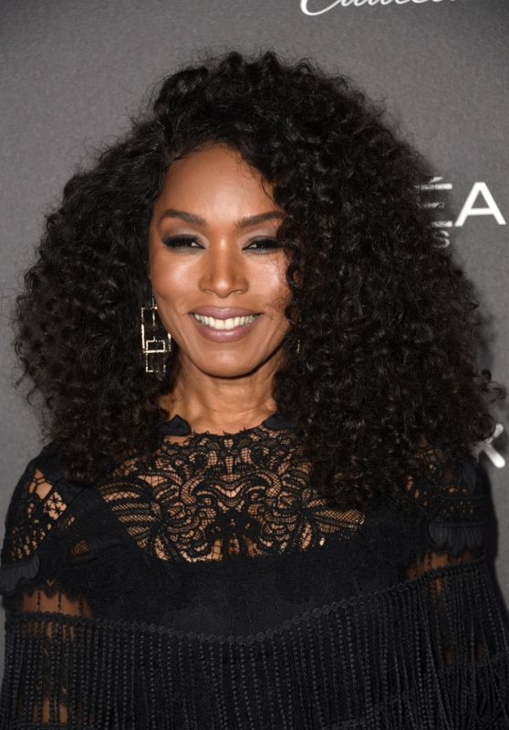 Angela Bassett – 2019 EW Pre-SAG Party
