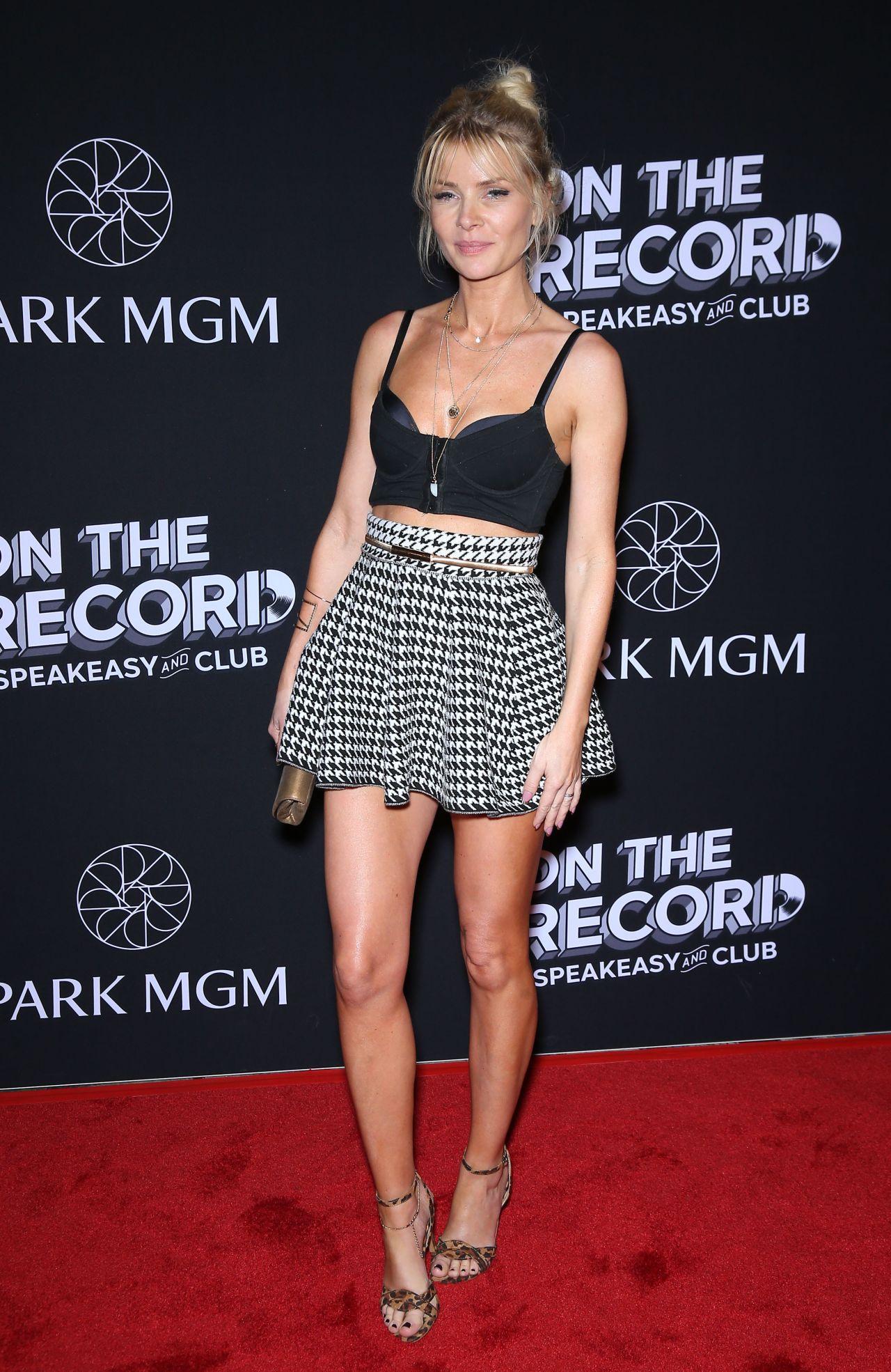 Anita Green – On The Record Grand Opening in Las Vegas