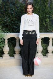 Anna Brewster – Chanel Show in Paris 01/22/2019