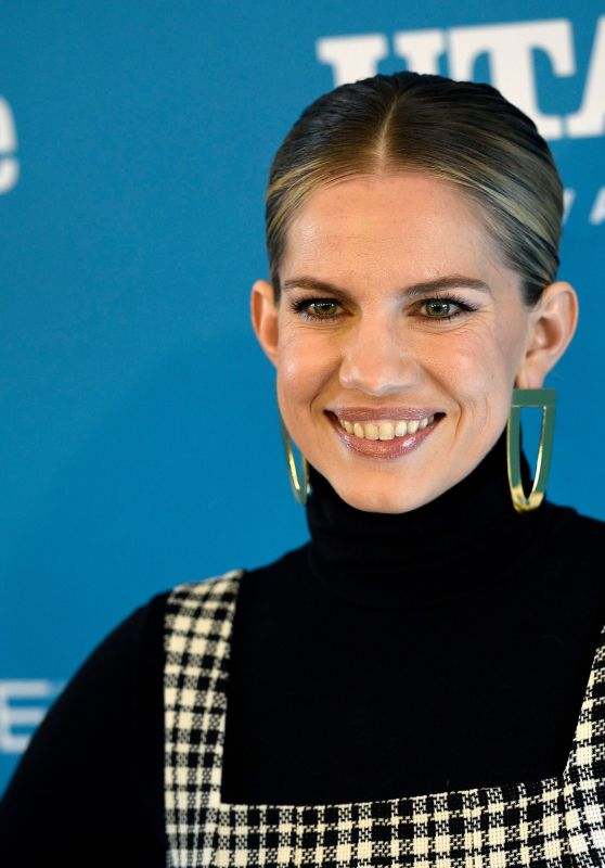 "Anna Chlumsky - ""Hala"" Premiere at Sundance Film Festival"