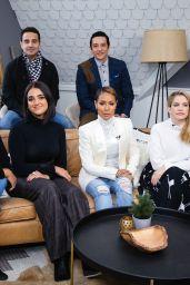 Anna Chlumsky – Variety Sundance Studio 01/25/2019