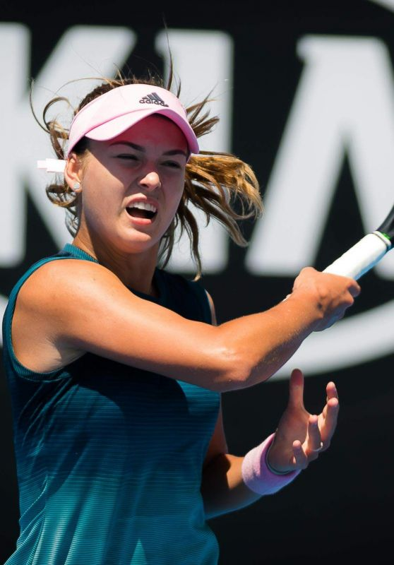 Anna Kalinskaya – Australian Open 01/14/2019
