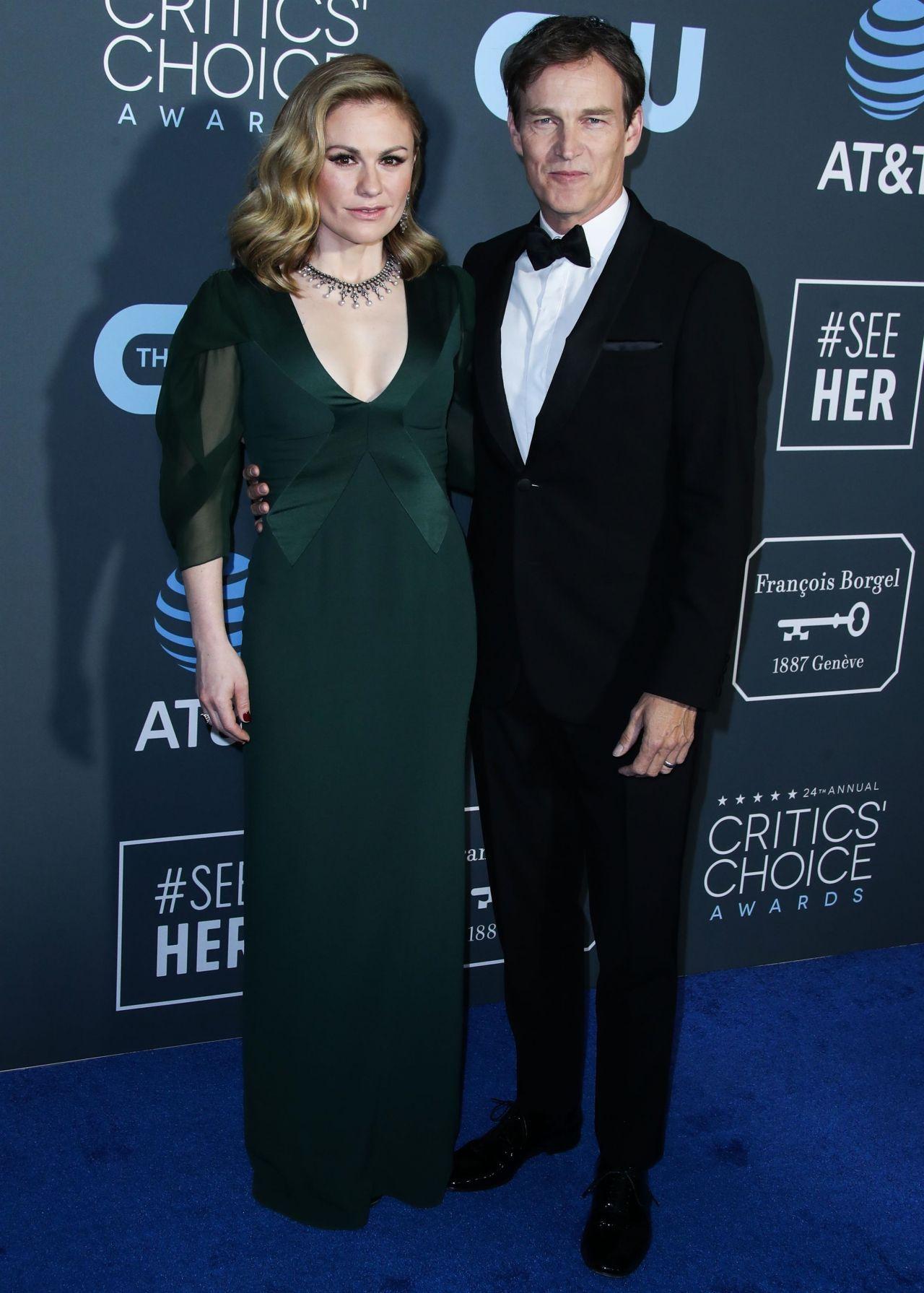 Anna Paquin – 2019 Critics' Choice Awards