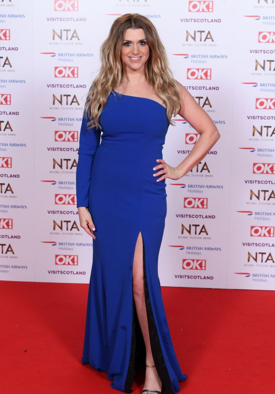 Anna Williamson – National Television Awards 2019