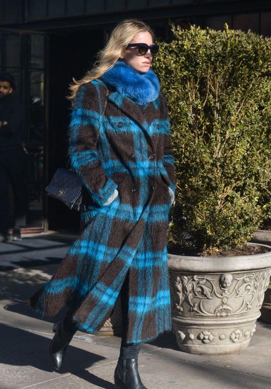 Annabelle Wallis Winter Style 01/22/2019