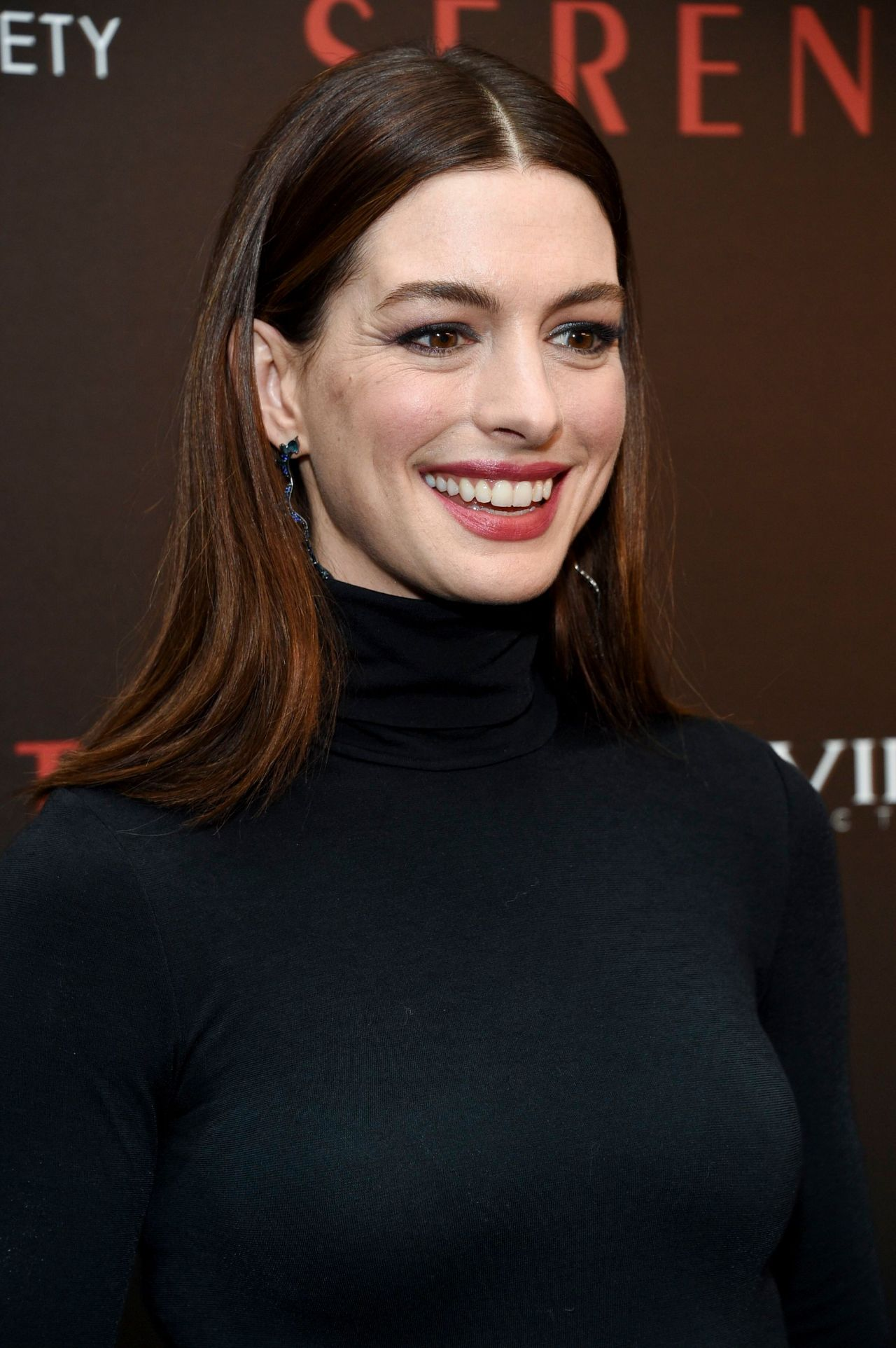 "Anne Hathaway – ""Serenity"" Premiere in New York"