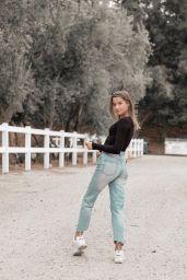 Annie LeBlanc - Personal Pics 01/03/2019