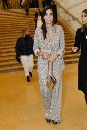 Anouchka Delon – Elie Saab Haute Couture Spring Summer 2019 Show in Paris