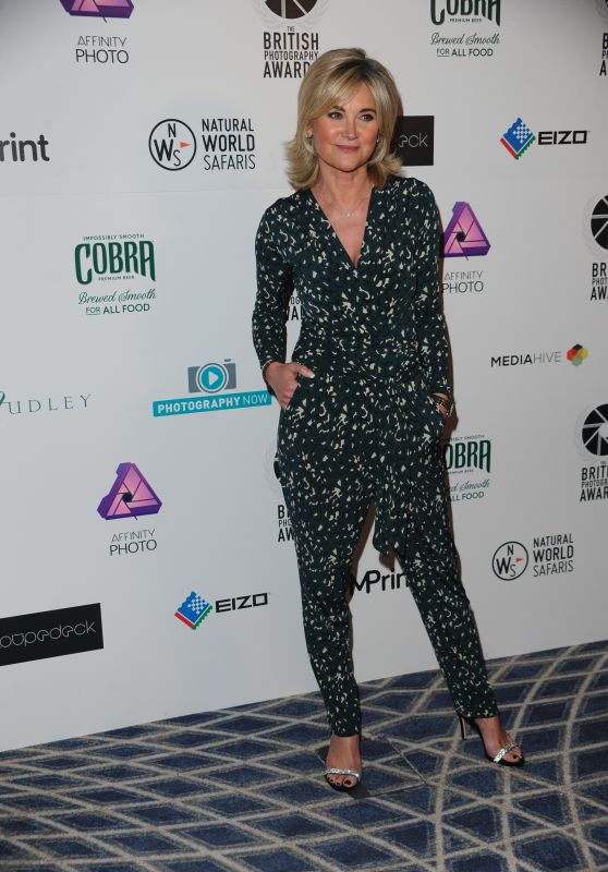 Anthea Turner - 2018 British Photography Awards