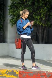 Arielle Kebbel - Out in Beverly Hills 01/11/2019