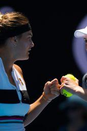 Aryna Sabalenka and Elise Mertens – Australian Open 01/21/2019
