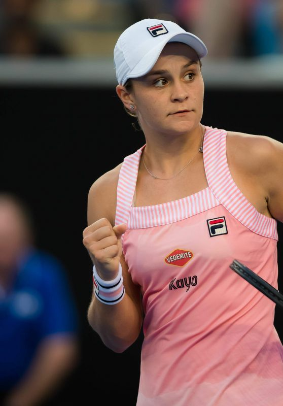 Ashleigh Barty – Australian Open 01/14/2019