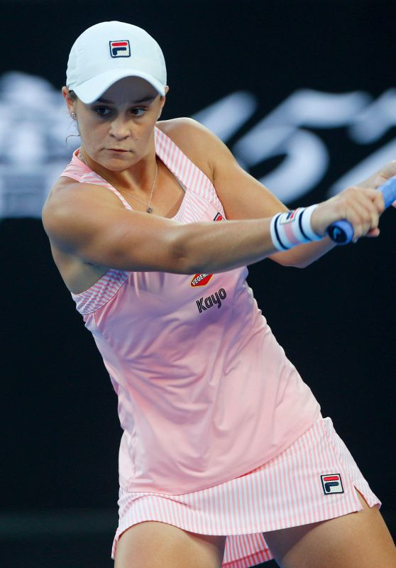 Ashleigh Barty – Australian Open 01/22/2019