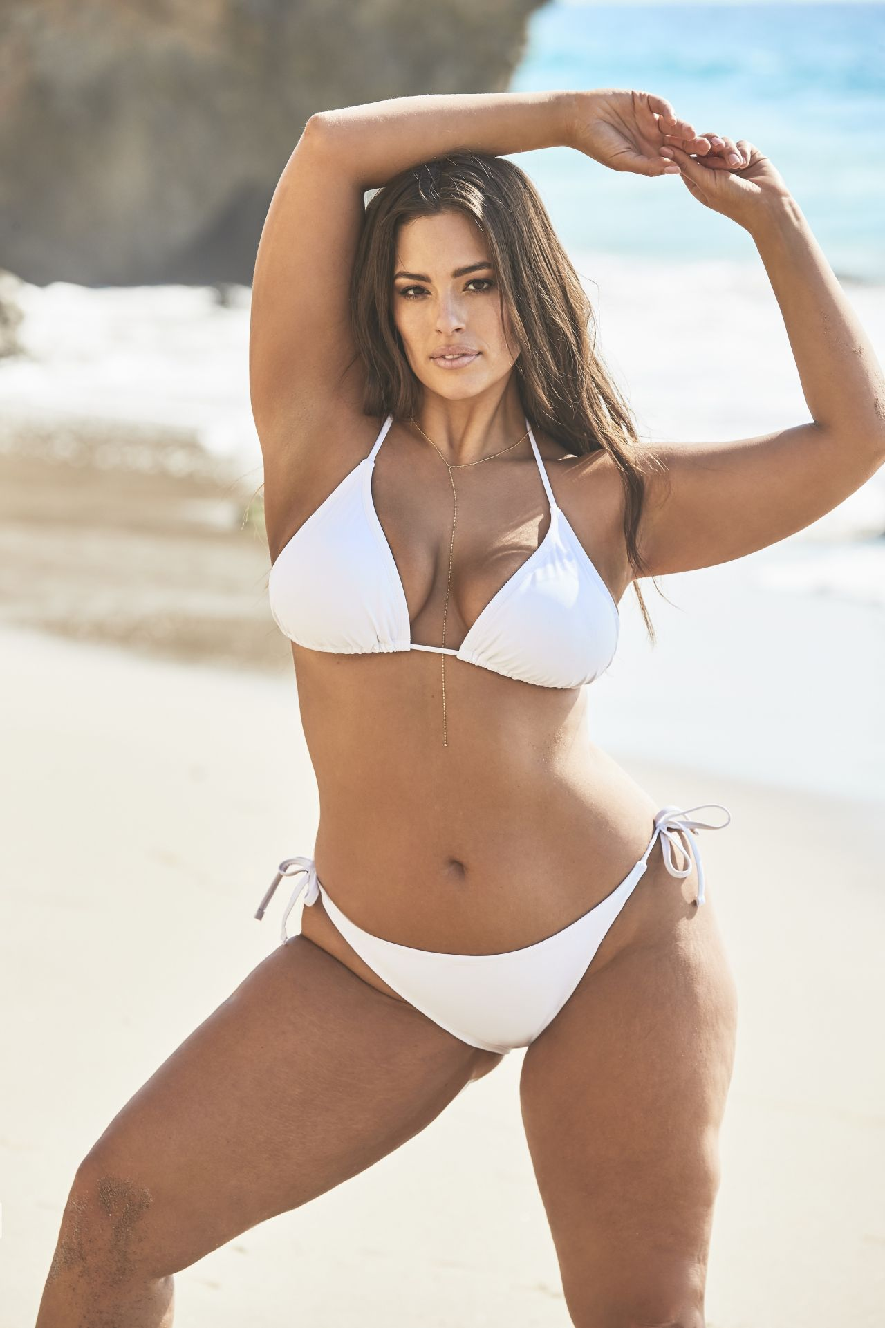 Ashley Graham - Essentials Collection Photoshoot January -6729