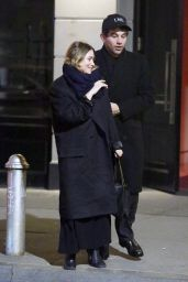 Ashley Olsen - Out in NY 01/13/2019