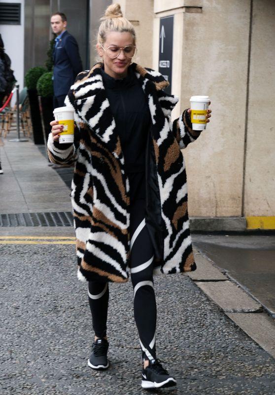 Ashley Roberts Style and Fashion 01/15/2019