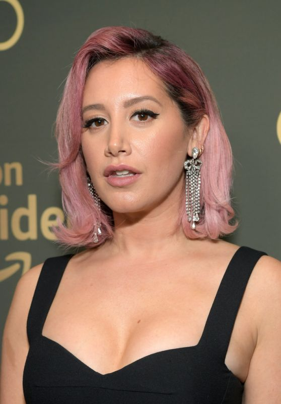 Ashley Tisdale – Amazon Prime Video's Golden Globe 2019 Awards After Party