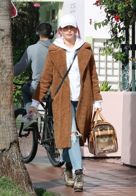 Ashley Tisdale - Out for Lunch in Santa Monica 01/12/2019