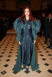Audrey Fleurot - Julien Fournie Fashion Show in Paris 01/22/2019